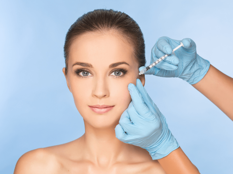 tiêm botox gọn hàm đang được nhiều người tin dùng